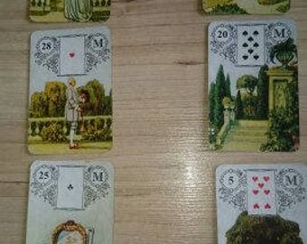 Lenormand Decision Reading