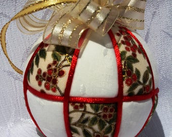 Kimekomi Christmas Ornament