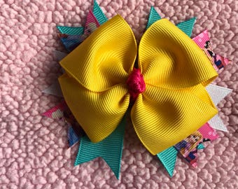 Disney Princess hair bow