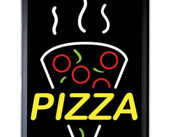 LED Sign - Pizza - Concession Sign
