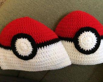 Crochet Pokemon Hat