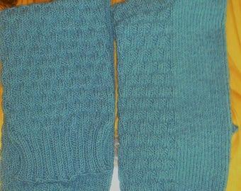 knit socks size 44/45