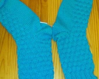 Knit kids socks size 30/31