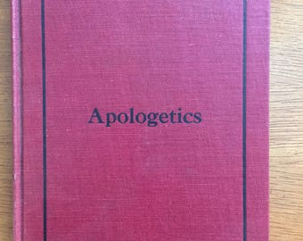 Apologetics- Religion For High Schools Fourth Year by Rev. Robert I. Falvey
