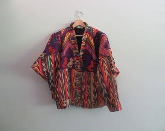 Guatemalan Tapestry Jacket