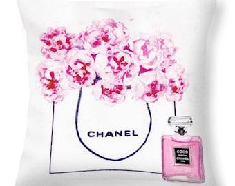 Chanel Pillow