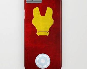 Iron Man Tony Stark Avenger Phone Cases