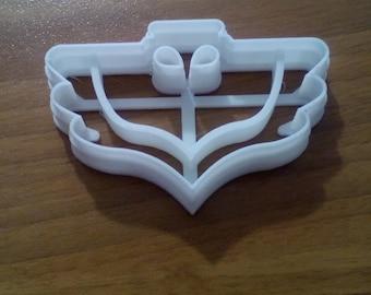 PjMask Gufetta logo metal cutter