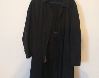 Vintage London Fog Trench Coat Size L
