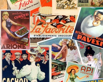 Poster made for a nice original vintage posters.