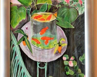 Reproduction Matisse