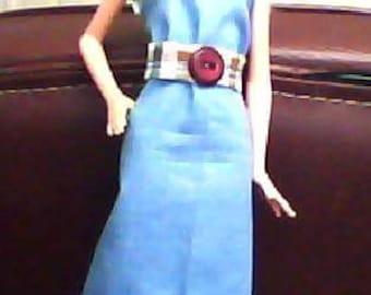 Fashion Doll Sundress