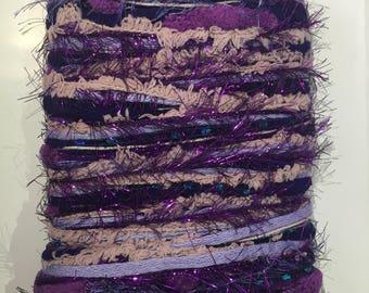 Creative Yarn - Purple Rain