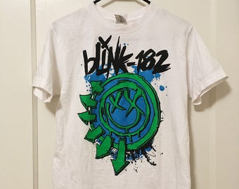 Blink 182 Band Tee