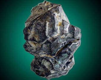Galena; Rossie Lead Mines, Rossie, St. Lawrence Co., New York, USA  --- fine and rare minerals