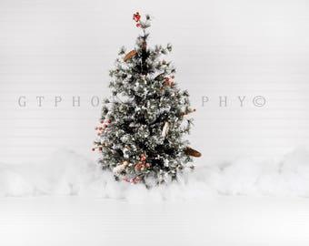 Christmas Digital Backdrop