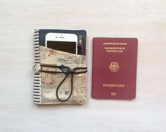 """Rove"" minimalist traveler design, Passport wallet"