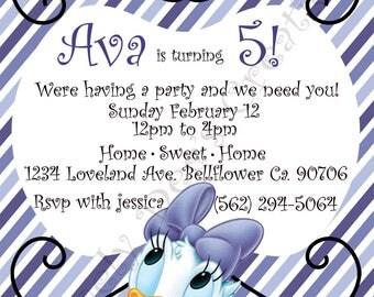 Disney baby, Disney Baby Birthday Invitations,  Disney Baby Baby Shower Invitation, Disney Baby Invite