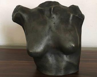 """Bronze Sculpture - """"La Femme Mystique"""""""