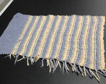 Beach Stripes Hand Towel