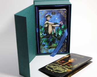 Forest Creatures Tarot Deck. Deluxe edition