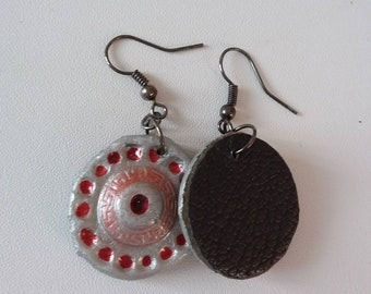 The earrings from outerspace