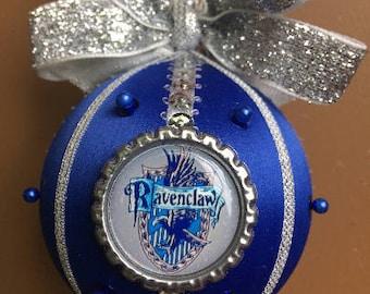 Ravenclaw Christmas Ornament