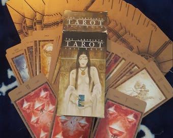 3 Card Labyrinth Tarot Reading - Via Email