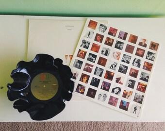 "1986 Pet Shop Boys ""Please"" Record Bowl"