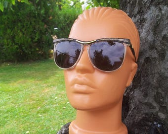 Laura Biagiotti vintage sunglasses / Made in Italy / 80's sunglasses / N O S /