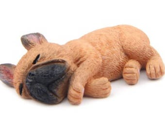 French / French Bulldog magnet - fawn
