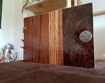 A5 Handcrafted Veneer Journal