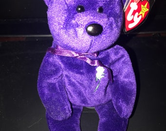 Minted & Vintaged Princess Beanie Baby