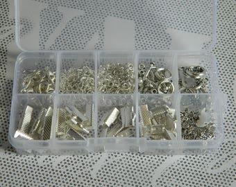 1 kit boite apprêt création pour bracelet liberty ou multi rang