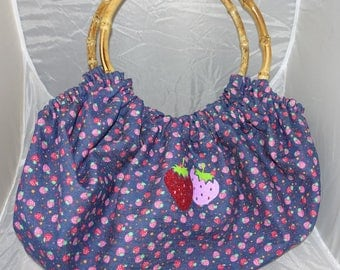 """BAG """"a little Strawberry spring"""""""