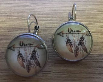 "Earring ""dream"""