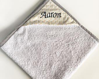 Hooded towel / baby / order.