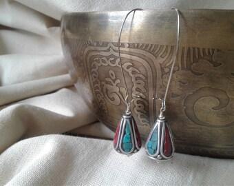 Jewelry ethnic earrings