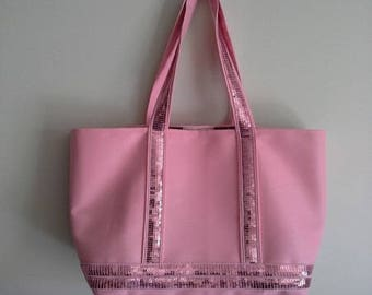 Vanessa B style tote bag faux leather