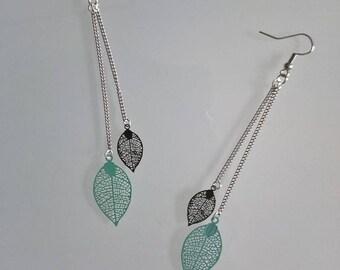 Large fine earrings