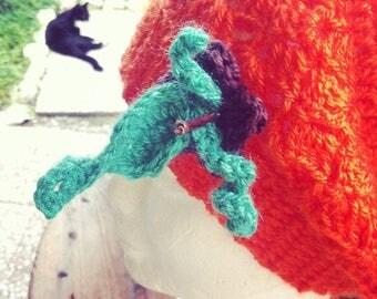 Pumpkin Hat Hat orange pumpkin