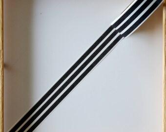 "Masking tape - pattern ""Lines"" - 1.5 cm x 10 m"