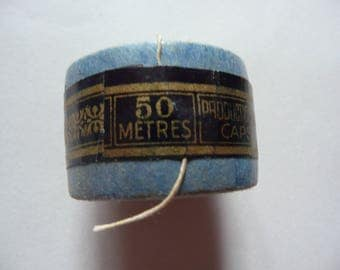 1 wire Coil OF LIN EXTRA - french haberdashery