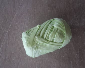 Raffia green home deco