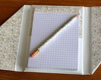 Door block book - notes with diagonally