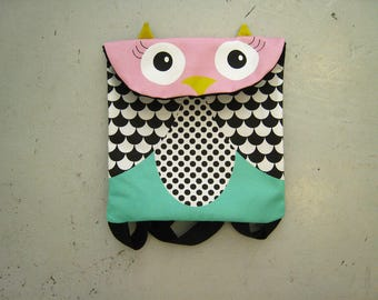 OWL nursery/preschool backpack