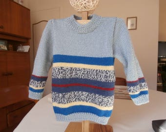 Sweater for baby boy 2 years