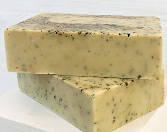 Earl Grey & Bergamot Shea Butter Soap