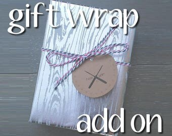 Gift Wrap my Item(s), Please! Add On