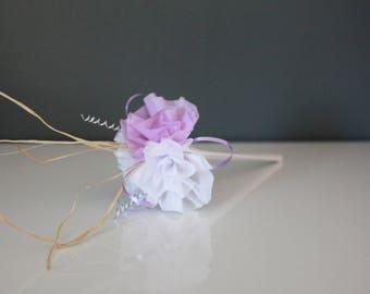 Mini bridesmaid bouquet